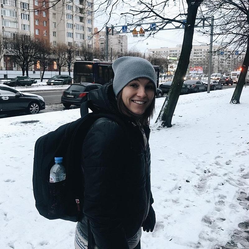 Катя Ростовцева фото