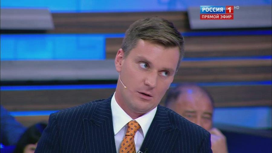 "Якуб Корейба на ток-шоу ""60 минут"" фото"
