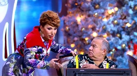 Елена Воробей и Игорь Маменко