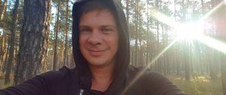 Дмитрий Комаров: биография, личная жизнь, семья, жена, дети