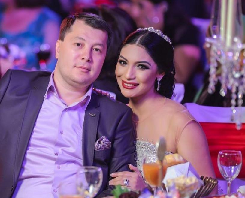 Райхон Уласенова свадебные фото