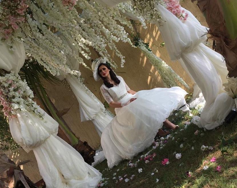 свадьба Ирины Бактыая