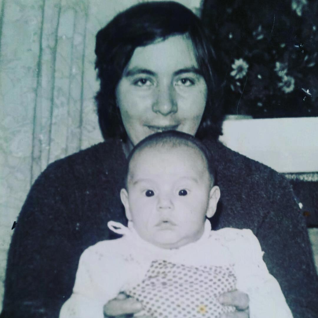 Алмаз Мирзаянов в детстве