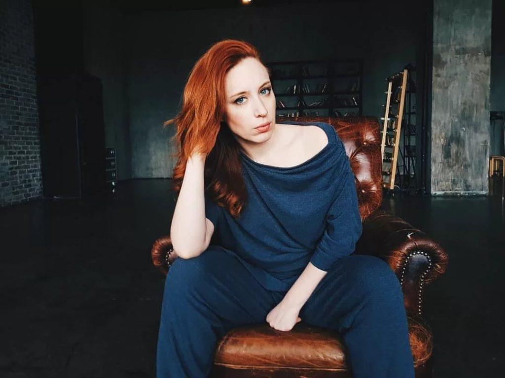 ведущая Ирина Шихман