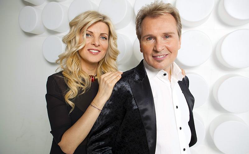 Эмма и Александр Малинины