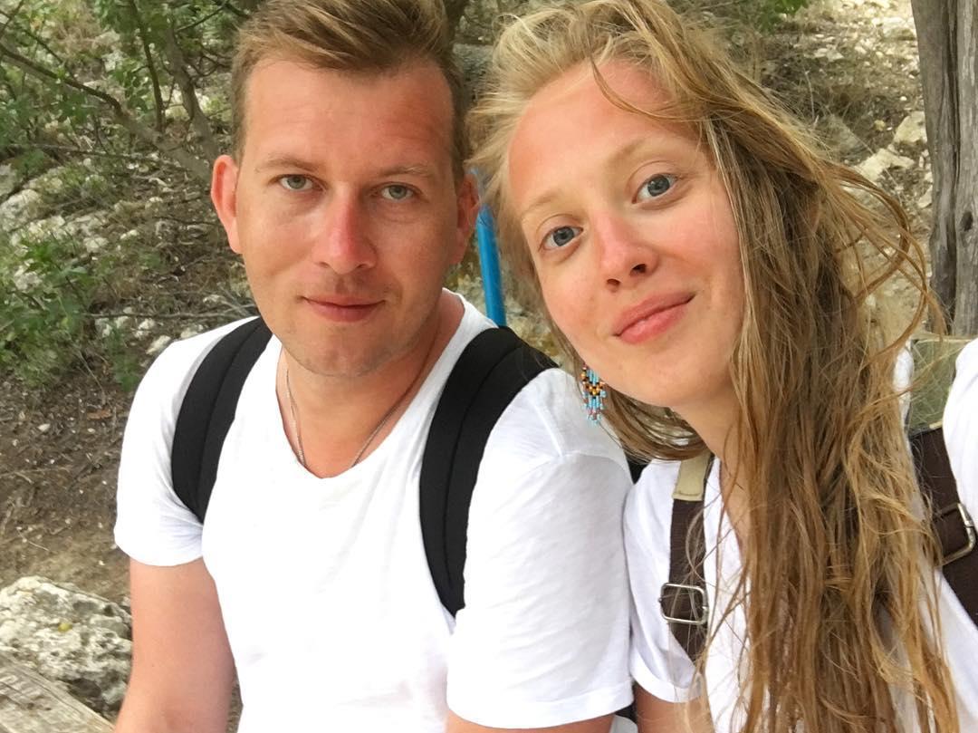 Сергей Васин и Вероника Иващенко