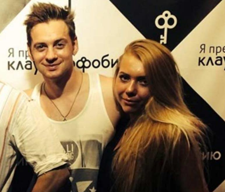 Карина Кросс и Александр Соколовский