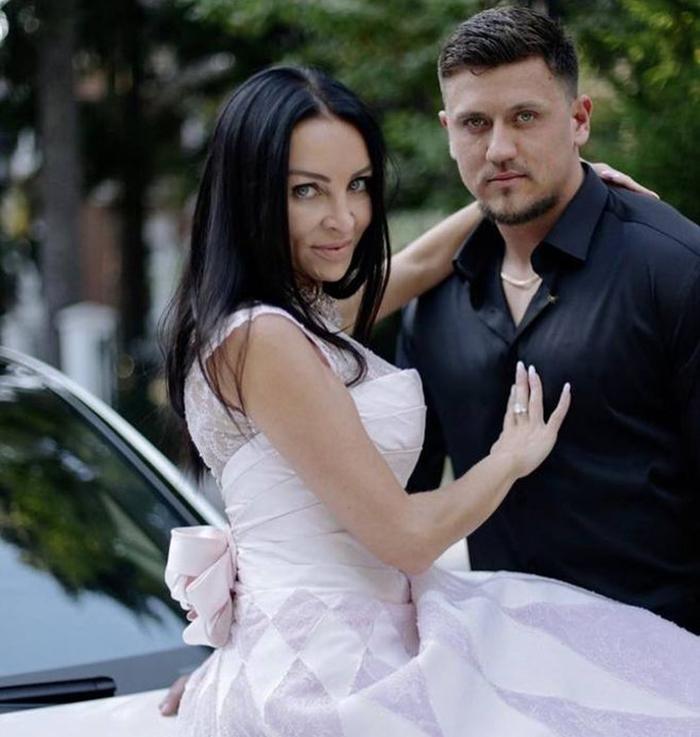 Кирилл Яковлев и Ольга Лейбман
