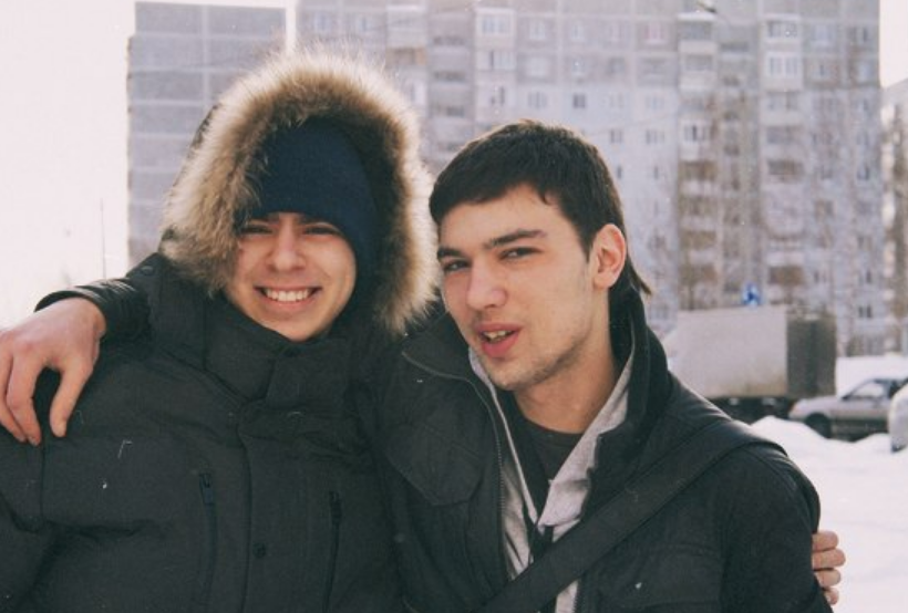 Тимур Гаязов, Ильяс Гаязов