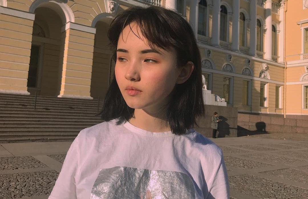 Карина Егамедиева -блоггер на Ютубе
