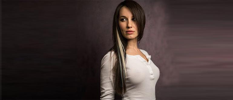 Блоггер Лена Миро