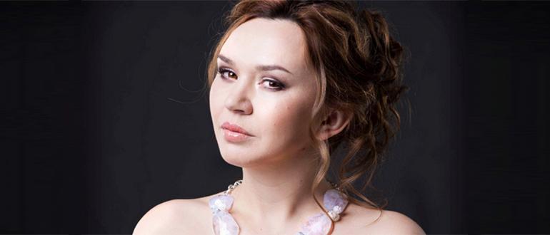 Певица Иркэ